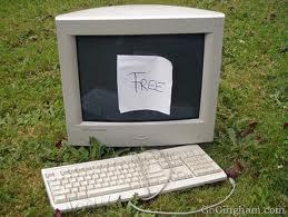 Recyclage d'ordinateur usagé a Québec